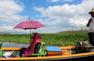 inle-boat